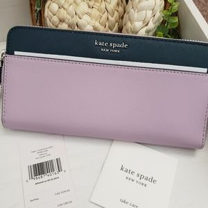 Kate Spade Large Continental Wallet NWT